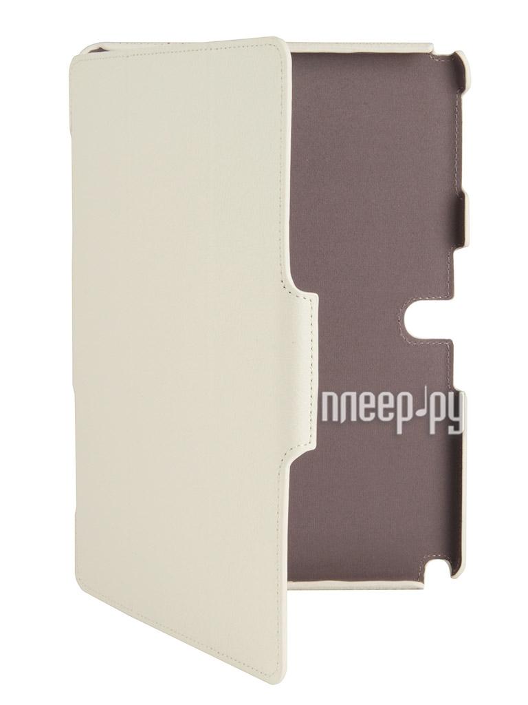 Аксессуар Чехол Samsung Tab Pro 10.1 SM-T520/T525 Armor Air Sleek Slim White  Pleer.ru  897.000