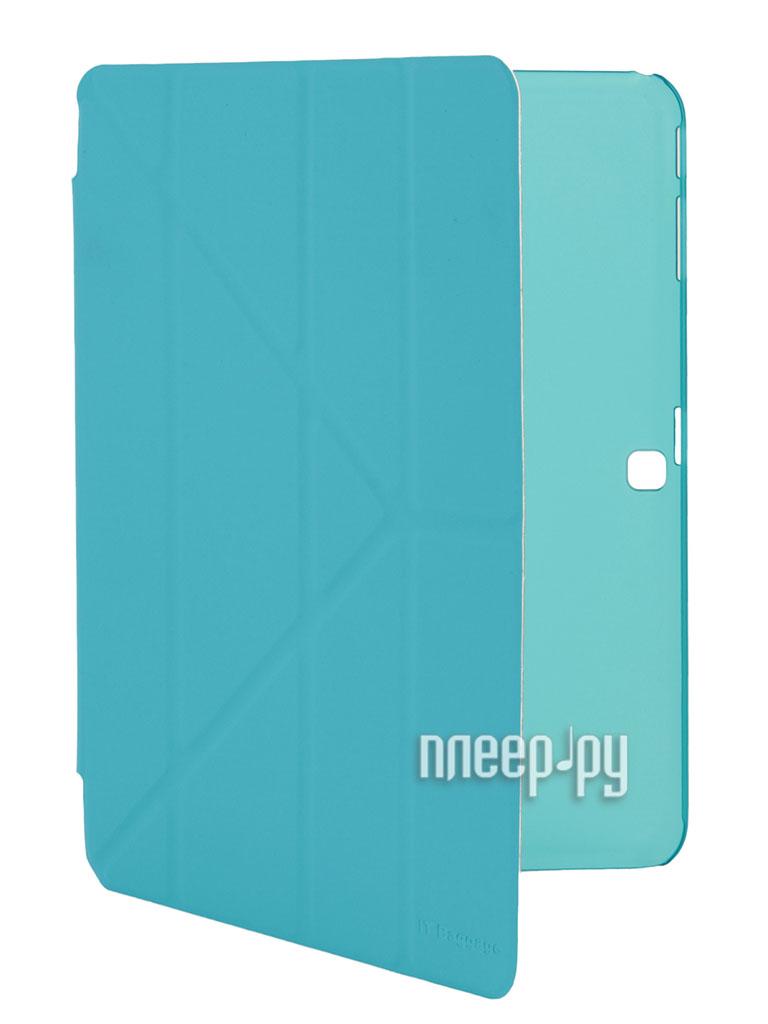 Аксессуар Чехол Galaxy Tab 4 10.1 IT Baggage ITSSGT4101-4 иск  Pleer.ru  1083.000