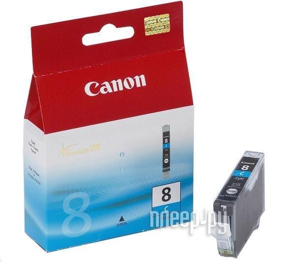 Картридж Canon CLI-8C ip4200/ip5200  Pleer.ru  388.000