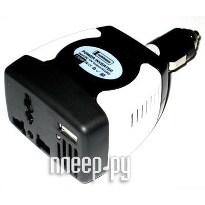 Автоинвертор Mobiledata MR150U USB (150Вт)  Pleer.ru  697.000