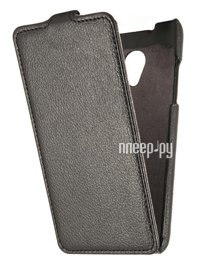 Аксессуар Чехол HTC Desire 700 Partner Flip-case Black  Pleer.ru  1021.000