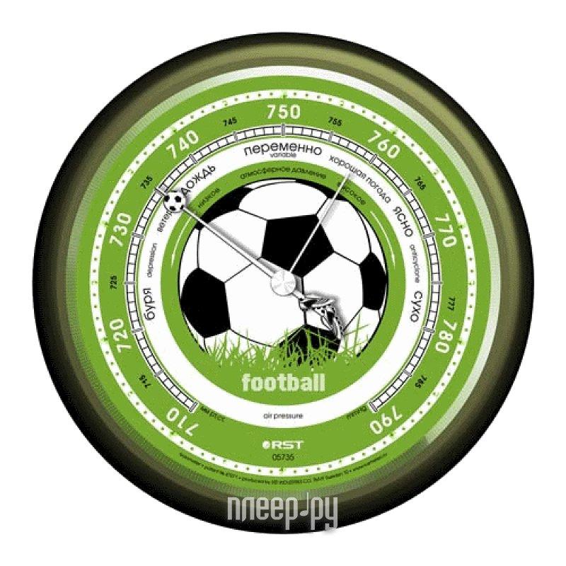 Барометр RST 05735 Барометр Football  Pleer.ru  889.000