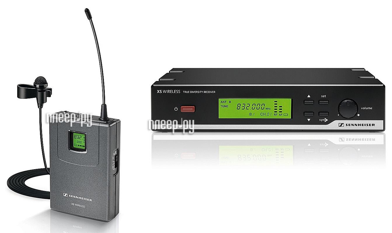 Радиомикрофон Sennheiser XSW 12-A  Pleer.ru  13161.000