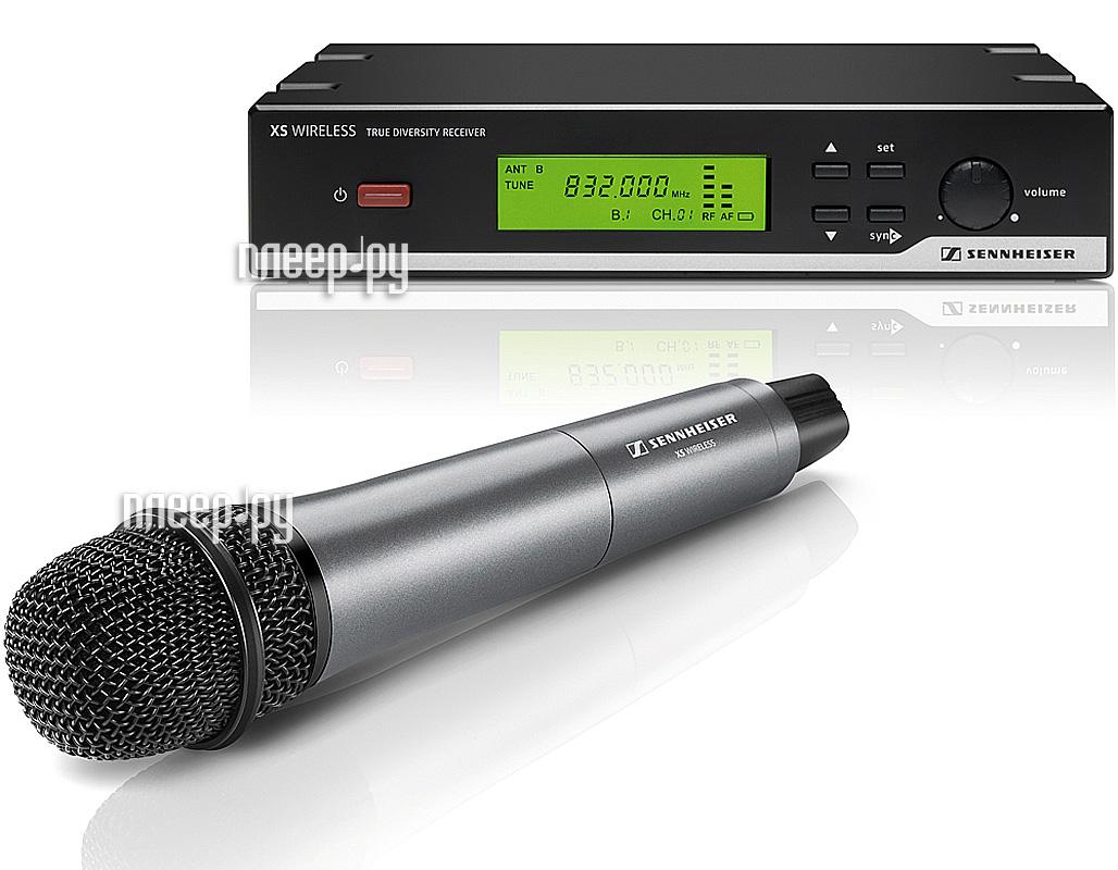 Радиомикрофон Sennheiser XSW 35-A  Pleer.ru  13046.000