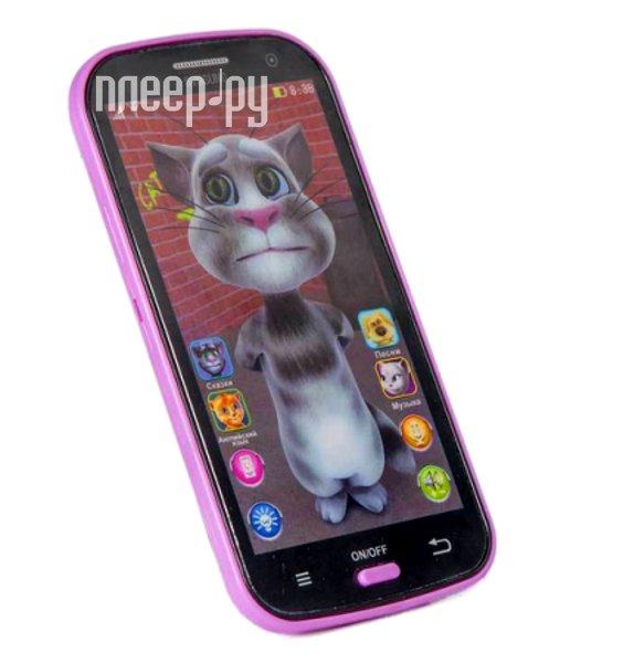 Планшет Развивающий телефон Jia Du Toys Кот Том  Pleer.ru  388.000