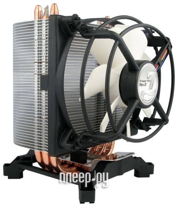 Кулер Arctic Cooling Freezer 7 Pro Rev.2 RET DCACO-FP701-CSA01 (S775/S1150/1155/S1156/S1356/S1366/AM2/AM2+/AM3/AM3+/FM1/S754/S939)