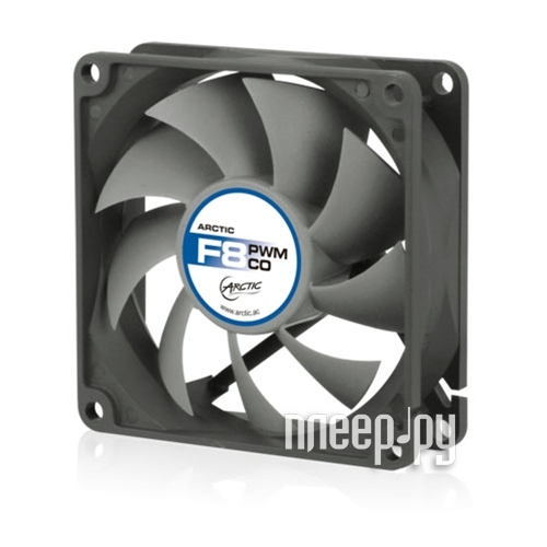 Вентилятор Arctic Cooling F8 PWM PST CO AFACO-080PC-GBA01 80mm  Pleer.ru  241.000