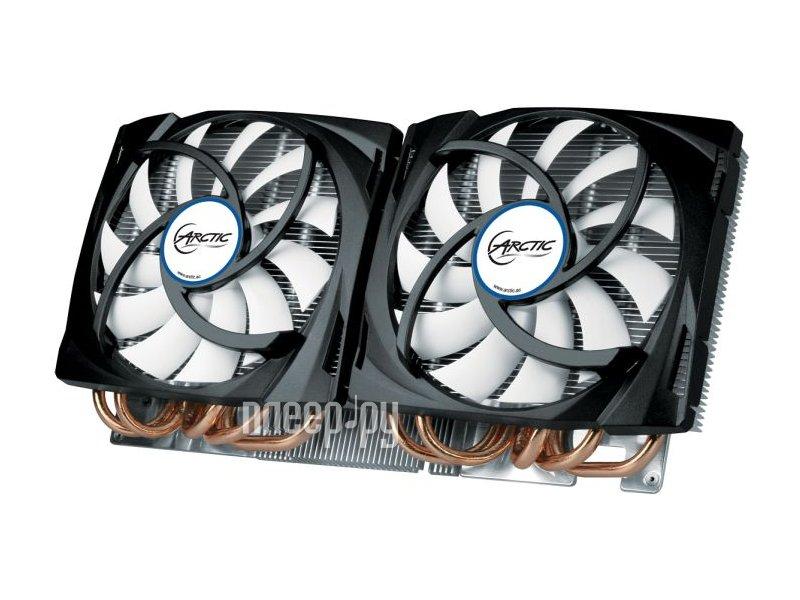 Охлаждение Arctic Cooling Accelero Twin Turbo Pro 690 Retail DCACO-V780001-BL  Pleer.ru  2203.000