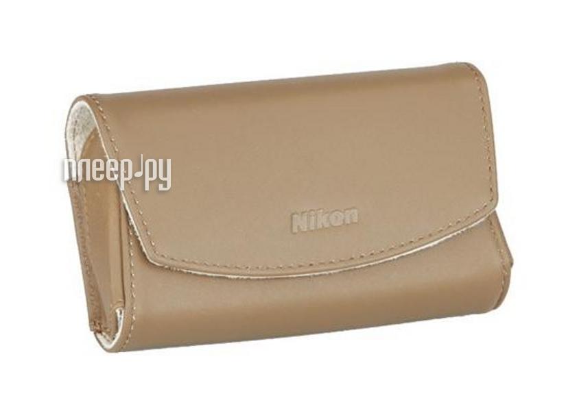 Сумка Nikon CS-S15 Brown for S70 / S630 / S6000 / S8000 / S1000Pj / S1100Pj  Pleer.ru  919.000