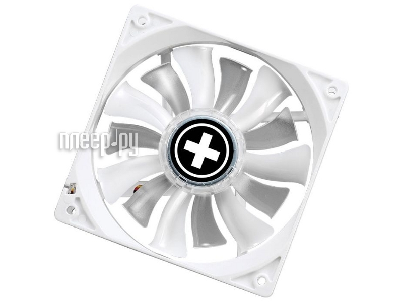 Вентилятор Xilence Case-Fan White COO-XPF80.PWM.XQ 80x80x25mm  Pleer.ru  294.000