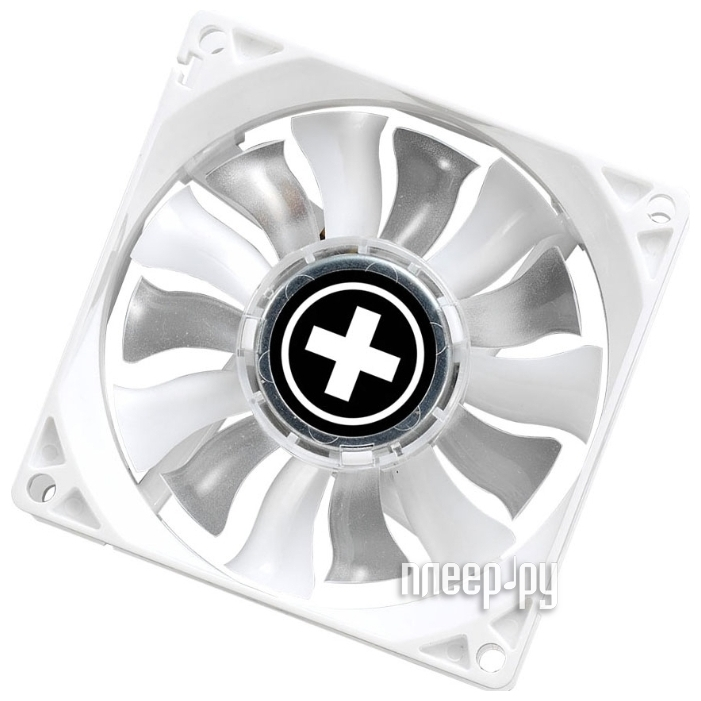 Вентилятор Xilence Case-Fan White COO-XPF80L.XQ 80x80x25mm  Pleer.ru  373.000