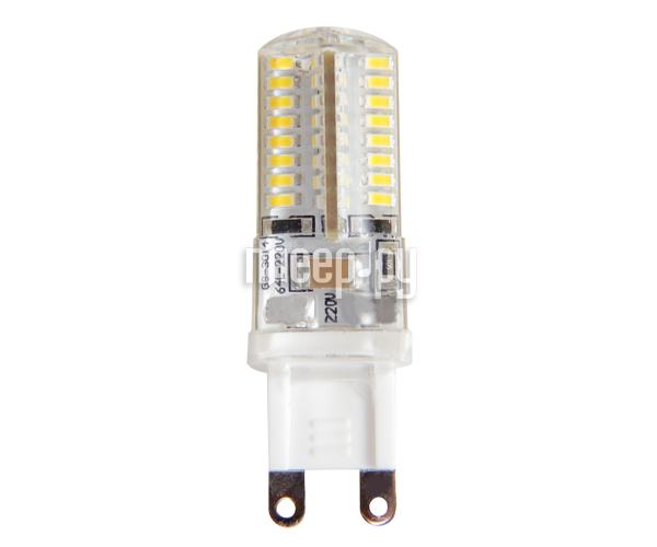 Лампочка Jazzway PLED-G9 5W 2700K 300Lm 220V/50Hz  Pleer.ru  186.000