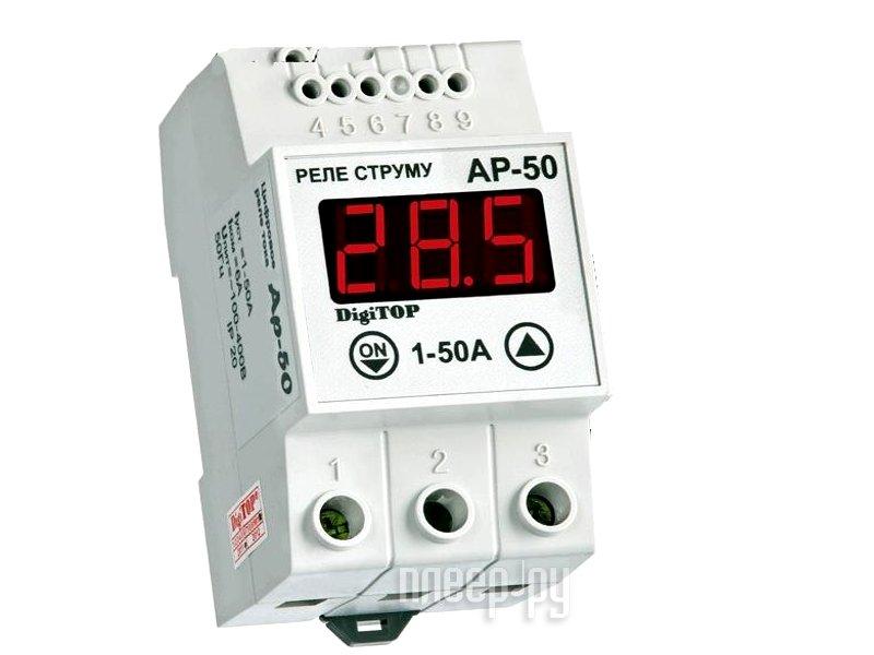Терморегулятор Digitop Ар-50 - реле напряжения  Pleer.ru  2050.000