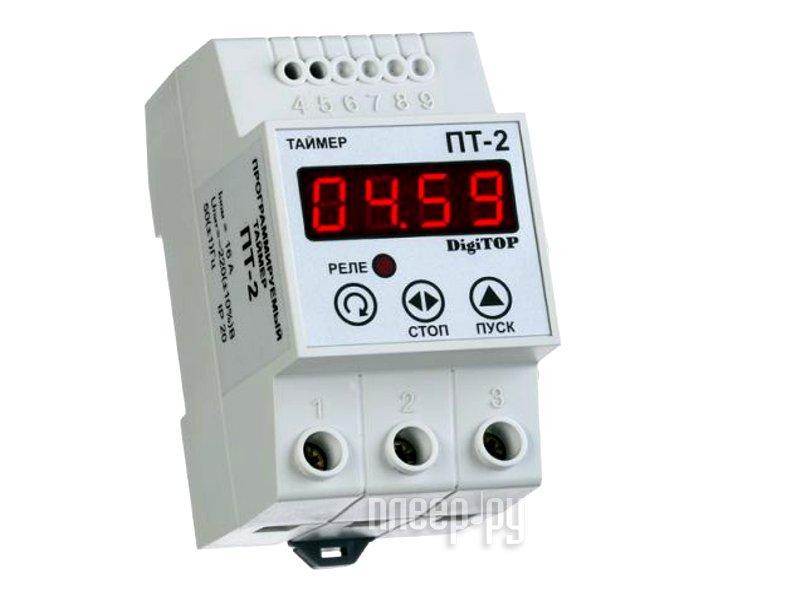 Терморегулятор Digitop ПТ-2  Pleer.ru  2210.000