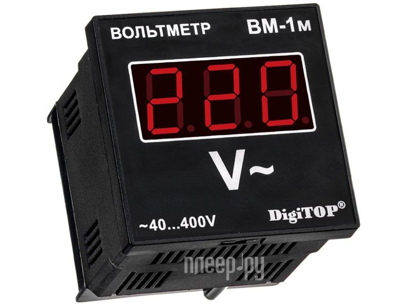 Вольтметр Digitop Вм-1м  Pleer.ru  862.000