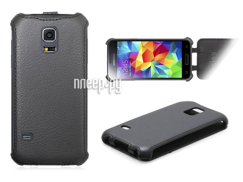 Аксессуар Чехол Samsung SM-G800 Galaxy S5 mini Ainy  Pleer.ru  996.000