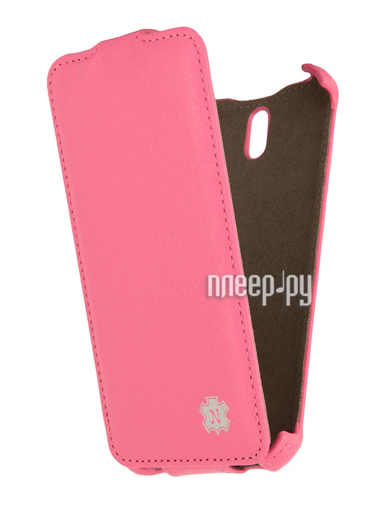 Аксессуар Чехол HTC Desire 610 Time Norton Lilac  Pleer.ru  1020.000