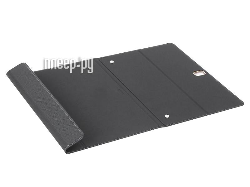 Аксессуар Чехол Samsung Galaxy Tab S 10.5 SM-T800 / SM-T805 Book Cover EF-BT800BBEGRU Black  Pleer.ru  2350.000