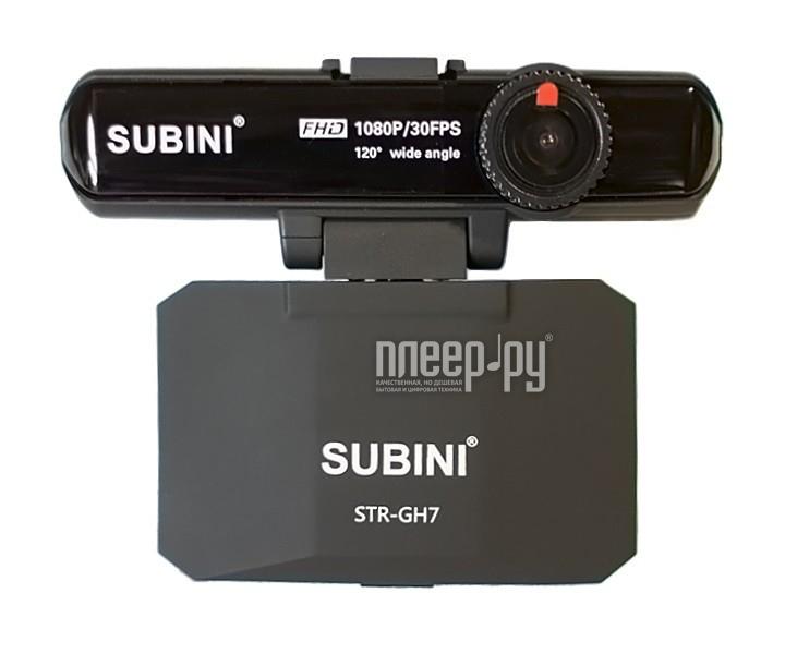 Видеорегистратор Subini STR GH7