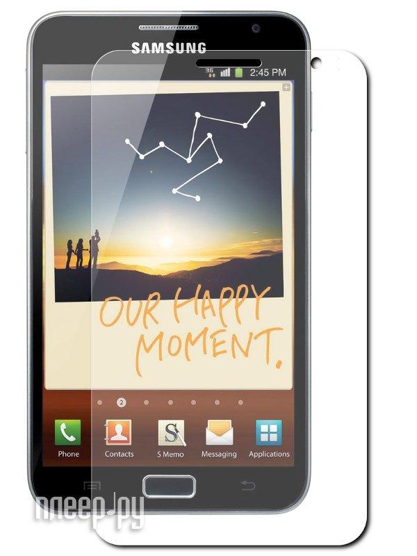 Аксессуар Защитная пленка Samsung GT-N7000 Galaxy Note KS-is матовая  Pleer.ru  519.000