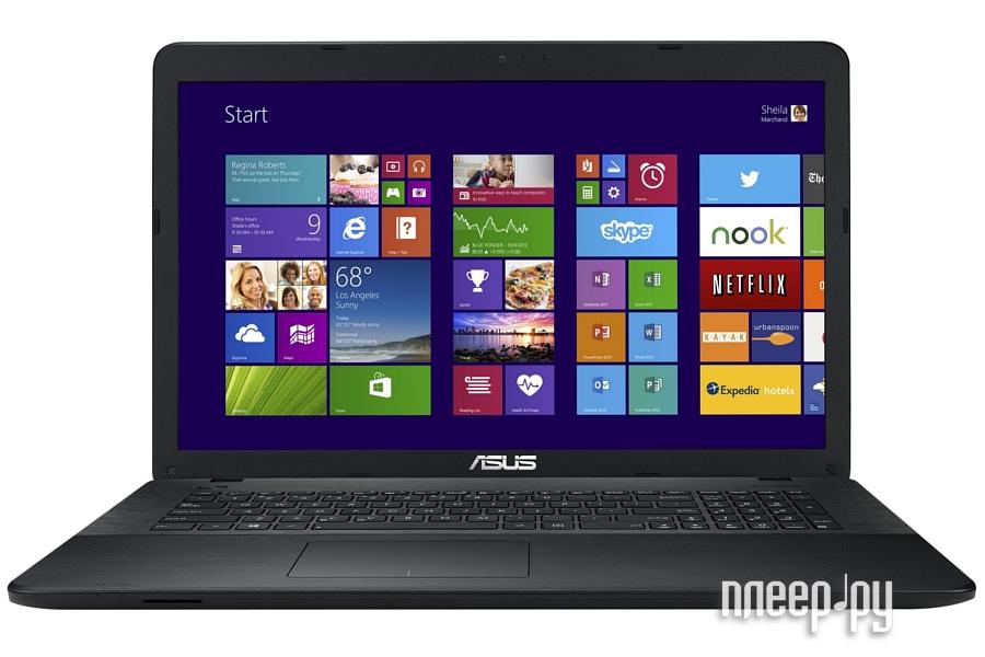 Ноутбук ASUS X751LD-TY062H 90NB04I1-M02010 Intel Core i3-4010U 1.7 GHz/4096Mb/1000Gb/DVD-RW/nVidia GeForce GT 820M 2048Mb/Wi-Fi/Bluetooth/Cam/17.3/1600x900/Windows 8.1 64-bit  Pleer.ru  21998.000