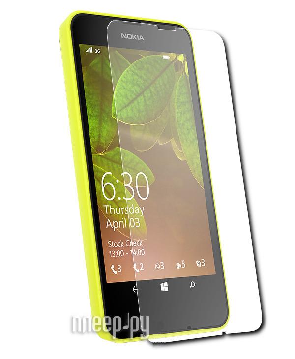 Аксессуар Стекло противоударное Nokia Lumia 630 Ainy 0.33mm  Pleer.ru  707.000