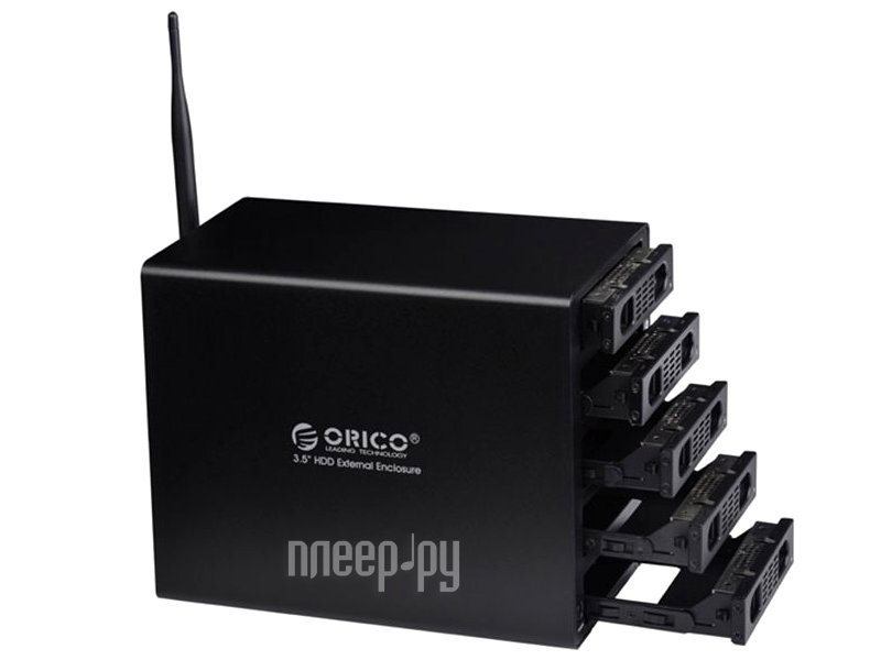 Сетевое хранилище Orico 3559U3RF Black