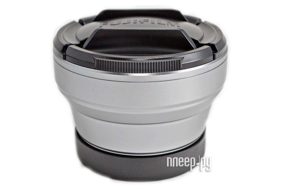 Конвертер FujiFilm TCL-X100 for X100 / X100S Silver  Pleer.ru  10880.000