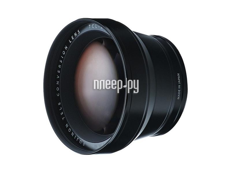 Конвертер FujiFilm TCL-X100 for X100 / X100S Black  Pleer.ru  10880.000