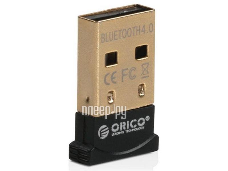 Bluetooth передатчик Orico BTA-402 Black  Pleer.ru  669.000