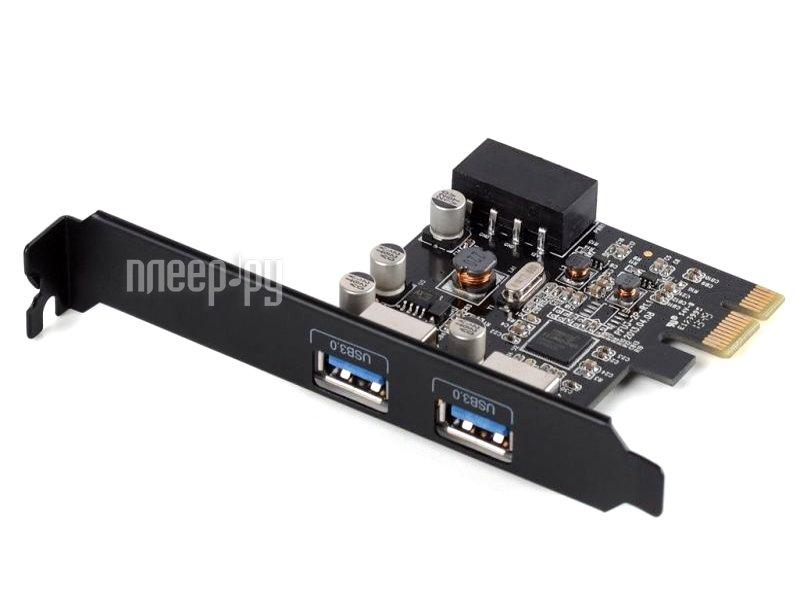 Контроллер Orico PME-2U  Pleer.ru  567.000