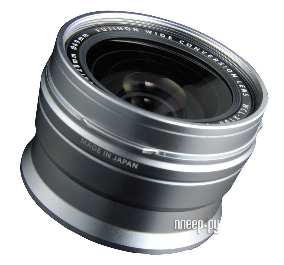 Конвертер FujiFilm WCL-X100S for X100 Silver  Pleer.ru  14646.000