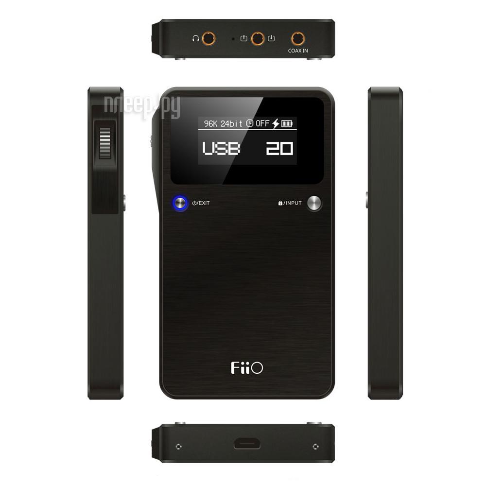 Усилитель Fiio E17  Pleer.ru  8599.000