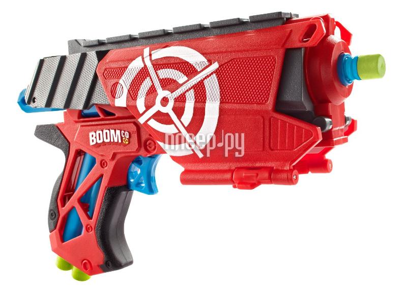 Бластер Mattel Boomco Сумашедшая атака Y5728  Pleer.ru  597.000