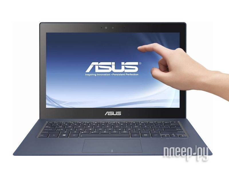 Ноутбук ASUS UX301LA-DE084H 90NB0191-M03750 Intel Core i5-4210U 1.7 GHz/8192Mb/256Gb SSD/No ODD/Intel HD Graphics/Wi-Fi/Bluetooth/Cam/13.3/2560x1440/Touchscreen/Windows 8 64-bit 946022  Pleer.ru  58498.000