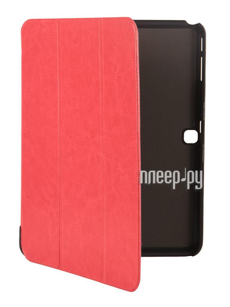 Аксессуар Чехол Ainy for Samsung Galaxy Tab 4 10.1 SM-T530 Ainy BB-S491  Pleer.ru  950.000