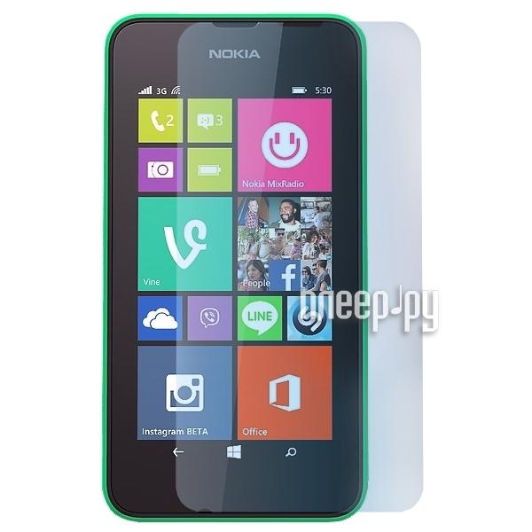 Аксессуар Стекло противоударное Nokia 530 Lumia Ainy 0.33mm  Pleer.ru  707.000