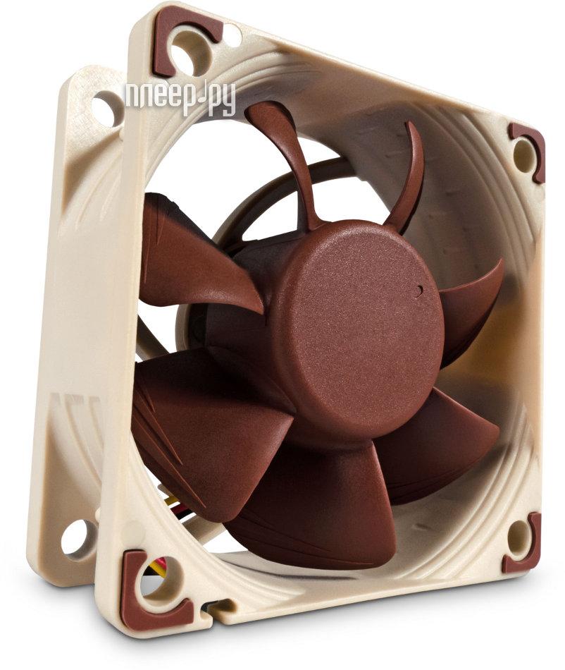 Вентилятор Noctua NF-A6x25 FLX 60mm 1600-3000rpm за 757 рублей
