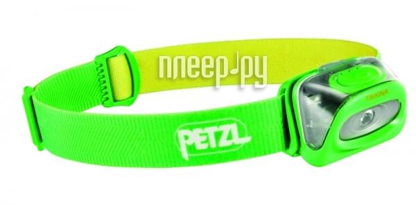 Фонарь Petzl Tikkina E91 HG Green  Pleer.ru  851.000