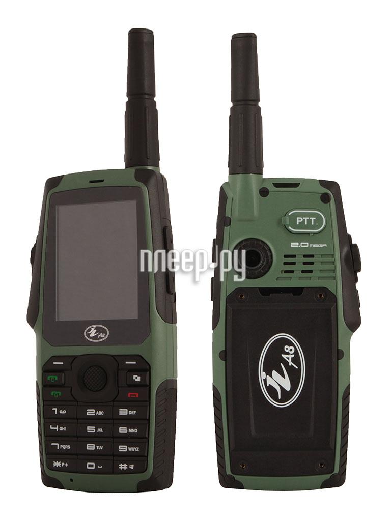 Сотовый телефон Explorer A8 Green  Pleer.ru  10960.000