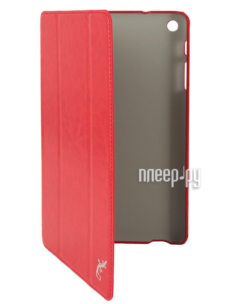 Аксессуар Чехол Huawei MediaPad M1 G-Case Slim Premium Red GG-465  Pleer.ru  1149.000