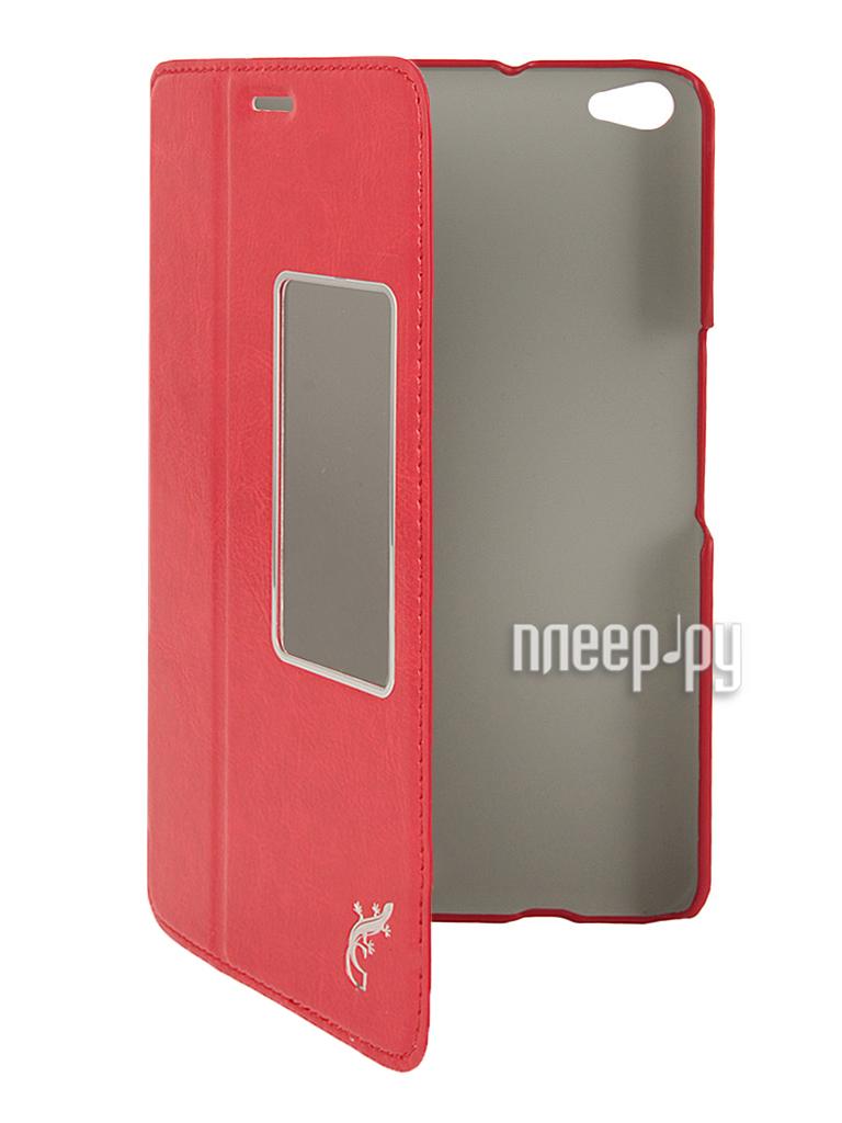 Аксессуар Чехол Huawei MediaPad X1 7.0 G-Case Slim Premium Red GG-469  Pleer.ru  1149.000