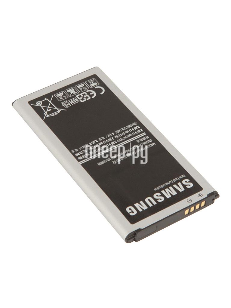 Аксессуар Аккумулятор Samsung SM-G900F Galaxy S5 2800 mAh EB-BG900BBEGRU  Pleer.ru  1095.000