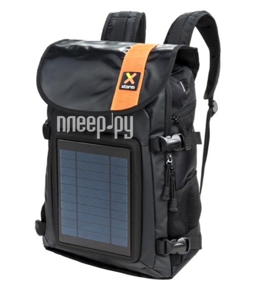 Рюкзак Xtorm Solar Helios Backpack 5200 mAh AB318-270  Pleer.ru  6649.000
