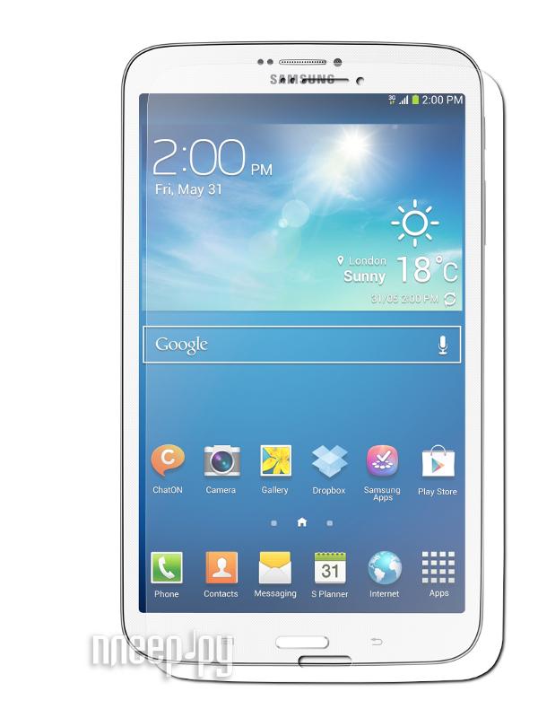 Аксессуар Защитная пленка Samsung Galaxy Tab 3 8.0 SM-T311 Media Gadget Premium глянцевая MG420  Pleer.ru  592.000