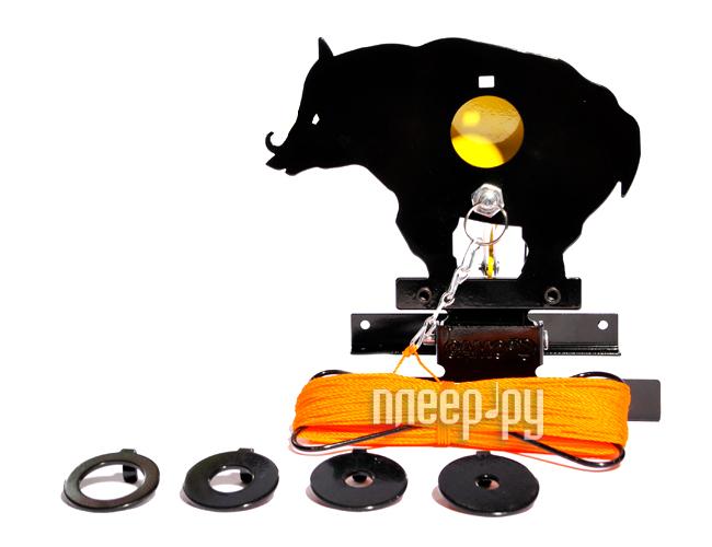 Мишень Gamo Кабан, металлическая со сменными элементами  Pleer.ru  987.000