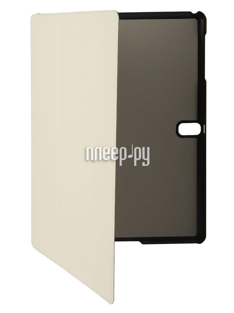 Аксессуар Чехол Palmexx Smartbook for Samsung Galaxy Tab S 10.5 SM-T805 PX/SMB SAM Tab S T805 WHI White  Pleer.ru  917.000