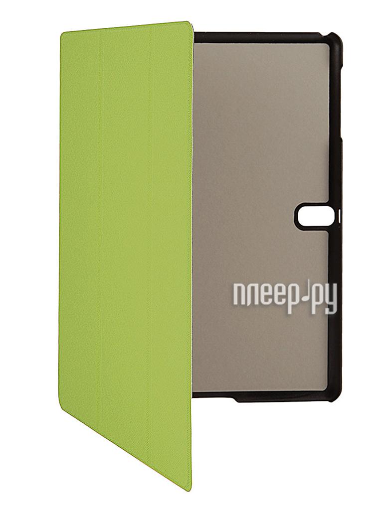 Аксессуар Чехол Palmexx Smartbook for Samsung Galaxy Tab S 10.5 SM-T805 PX/SMB SAM Tab S T805 GRE Green  Pleer.ru  917.000