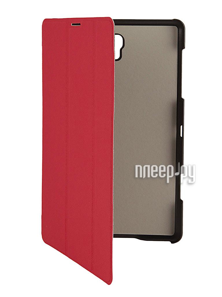 Аксессуар Чехол Palmexx Smartbook for Samsung Galaxy Tab S 8.4 SM-T700 PX/SMB SAM TAB S T705 RED Red  Pleer.ru  850.000