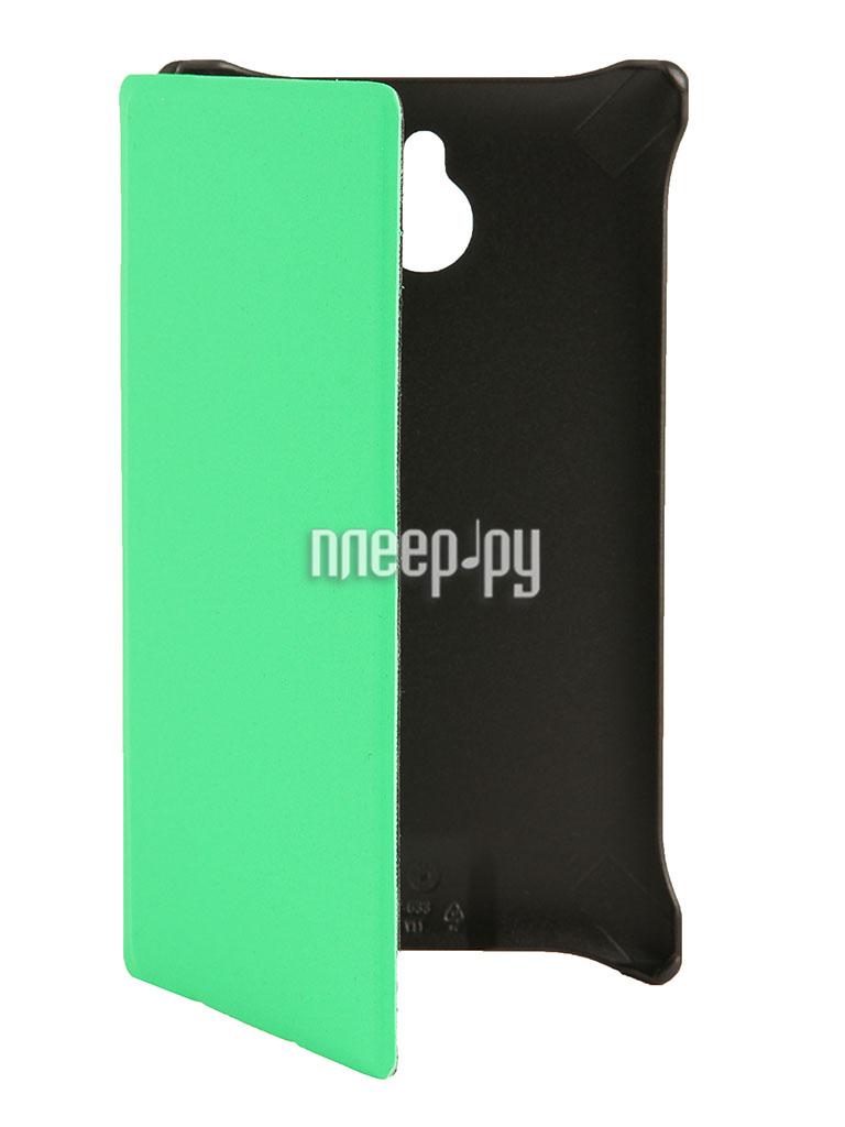 Аксессуар Чехол Nokia X2 CP-633 Green  Pleer.ru  1309.000